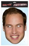 Prince William Celebrity Party Mask