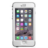 Lifeproof iPhone 6 Nuud Case - White