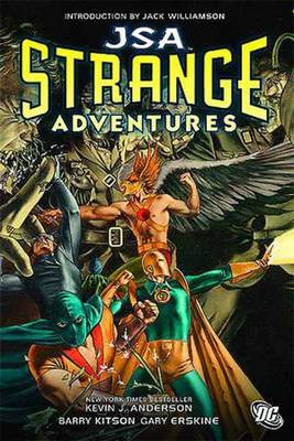 Justice Society Of America Strange Adventures TP by Kevin J. Anderson
