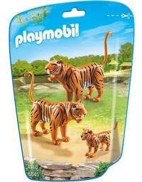 Playmobil: Zoo Theme - Tiger Family (6645)