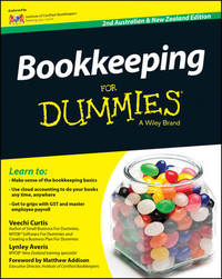 Bookkeeping For Dummies - Australia / NZ by Veechi Curtis