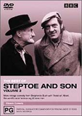 Steptoe and Son, Very Best of Vol 2 on DVD