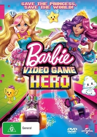 Barbie: Video Game Hero on DVD