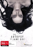 The Autopsy Of Jane Doe on DVD