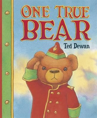 One True Bear by Ted Dewan image