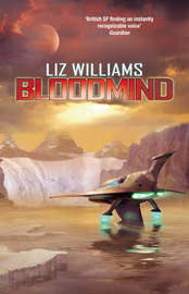 Bloodmind by Liz Williams image