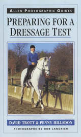 Preparing for a Dressage Test by David Trott image