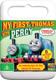 Thomas And Friends - My First Thomas with Percy on DVD