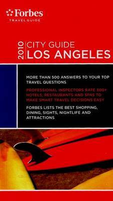 Forbes City Guide Los Angeles by Kim Atkinson image
