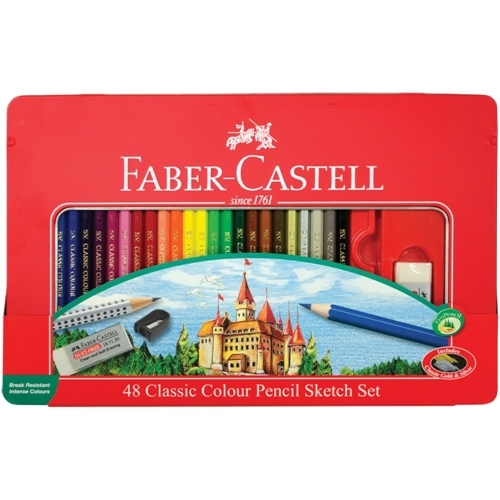 Faber-Castell: Classic Sketch (Set of 48) image