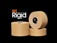 d3 Rigid Strapping Tape - Twin Pack Beige (2x38mm x13.7)