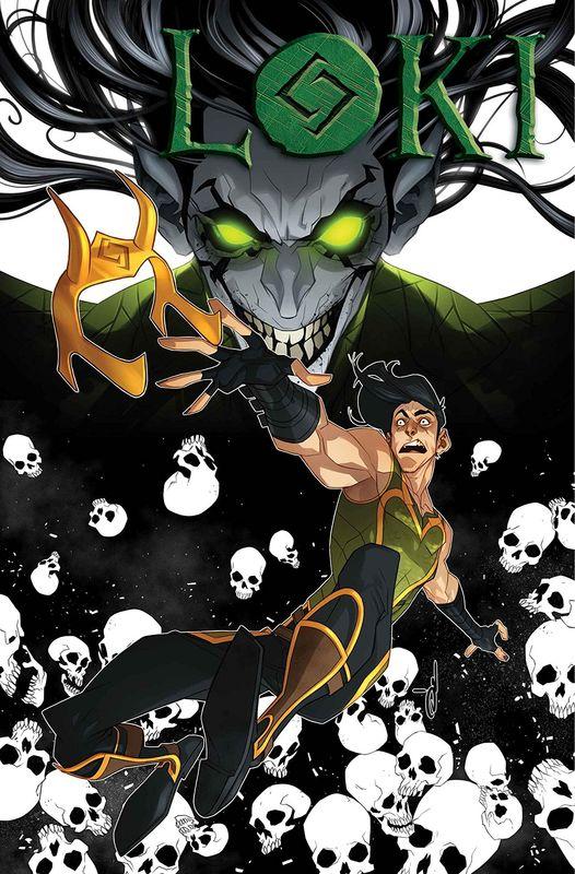 Loki - #3 (Cover A) by Daniel Kibblesmith