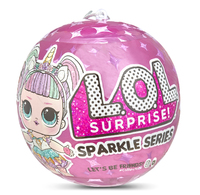 L.O.L: Surprise! Doll - Sparkly Series (Blind Box)