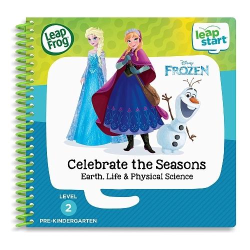 Leapfrog: Leapstart Book - Frozen image