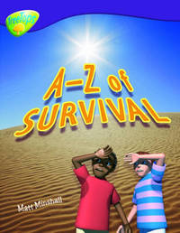 Oxford Reading Tree: Level 11: Treetops Non-Fiction: A-Z of Survival by Matt Minshall image