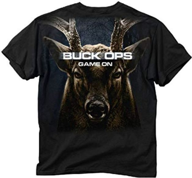 Buck Wear Buck Ops T-Shirt
