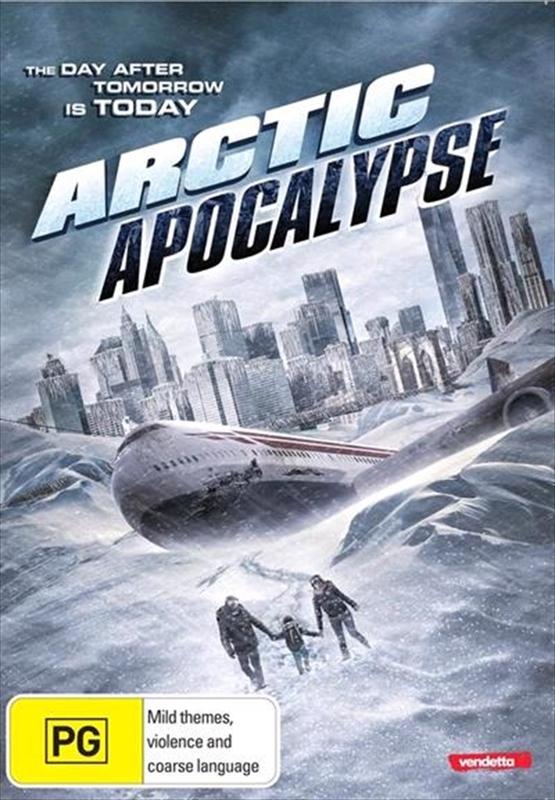 Arctic Apocalypse on DVD