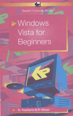 Windows Vista for Beginners by Noel Kantaris image
