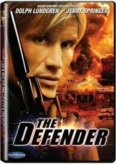 The Defender on DVD