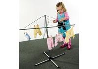 Orbit Toys: Kid's Metal Clothes Line
