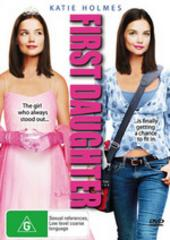 First Daughter on DVD