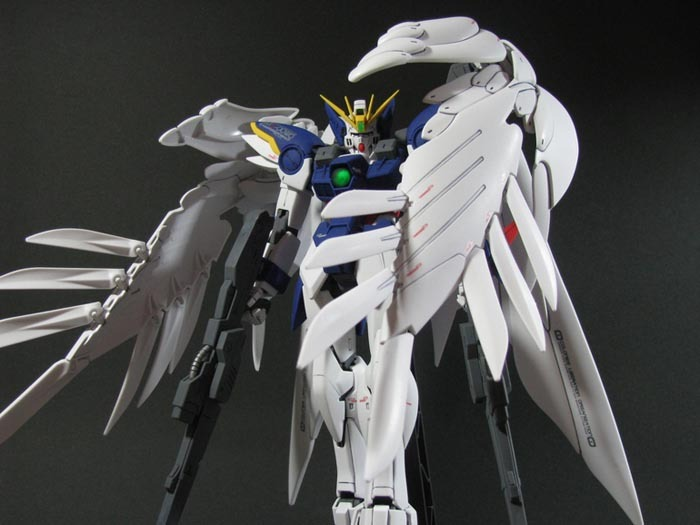 14 Wing Gundam Zero Version Ew 1100 Wallpaper Download