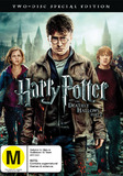 Harry Potter and the Deathly Hallows – Part 2 DVD