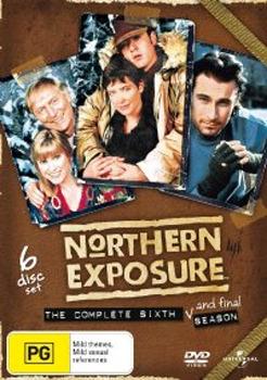 Northern Exposure - Season 6 (6 Disc Set) on DVD