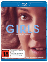 Girls - The Complete Second Season on Blu-ray