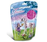 Playmobil - Food Fairy with Unicorn Morning Dew (5440)