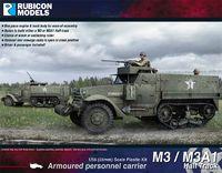 Rubicon 1/56 M3 / M3A1 Half Track