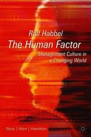 The Human Factor by Rolf Habbel image