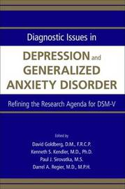 Diagnostic Issues in Depression and Generalized Anxiety Disorder image