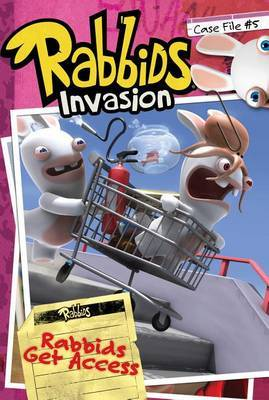Case File #5 Rabbids Get Access by David Lewman image