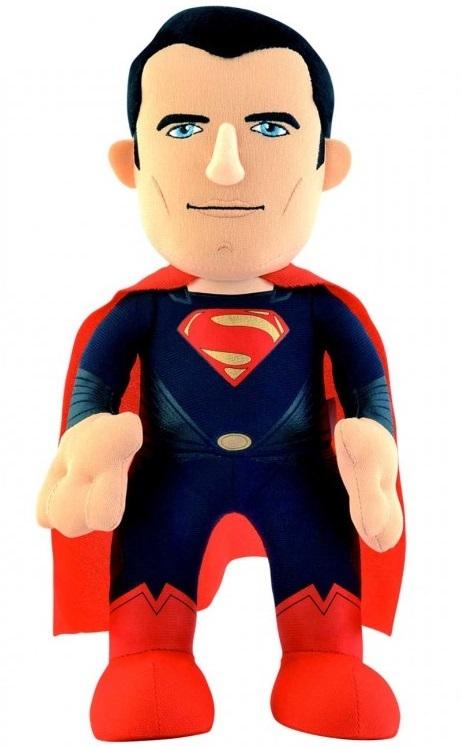 "Bleacher Creatures: Superman (Man of Steel) - 10"" Plush Figure"