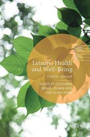 Leisure, Health and Well-Being