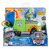 Paw Patrol: Basic Vehicle & Pup - Rocky's Tug Boat