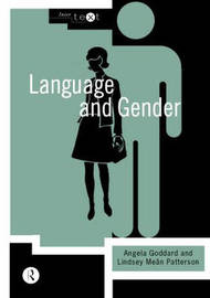 Language and Gender by Angela Goddard image