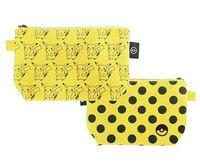 Pokemon Pikachu Yellow Goody Pouch