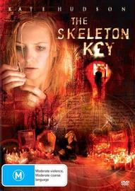 Skeleton Key on DVD image