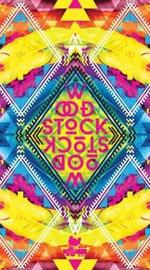 Woodstock Dot Journal Tribal by Epic Records (Corporate)