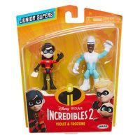 Incredibles 2: Junior Supers - Violet & Frozone