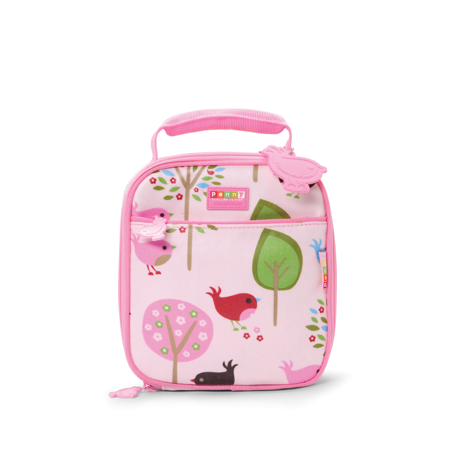 Chirpy Bird School Lunchbox image