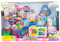 Shopkins: Minis - Small Mart Playset