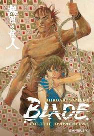 Blade of the Immortal Omnibus Volume 7 by Hiroaki Samura