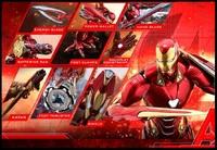 Avengers Infinity War: Iron Man (Mark L) - Accessory Set