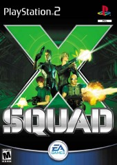 X-Squad for PlayStation 2