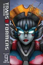 Transformers: IDW Collection Phase Two Volume 9 by Mairghread Scott