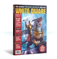 White Dwarf: February 2019
