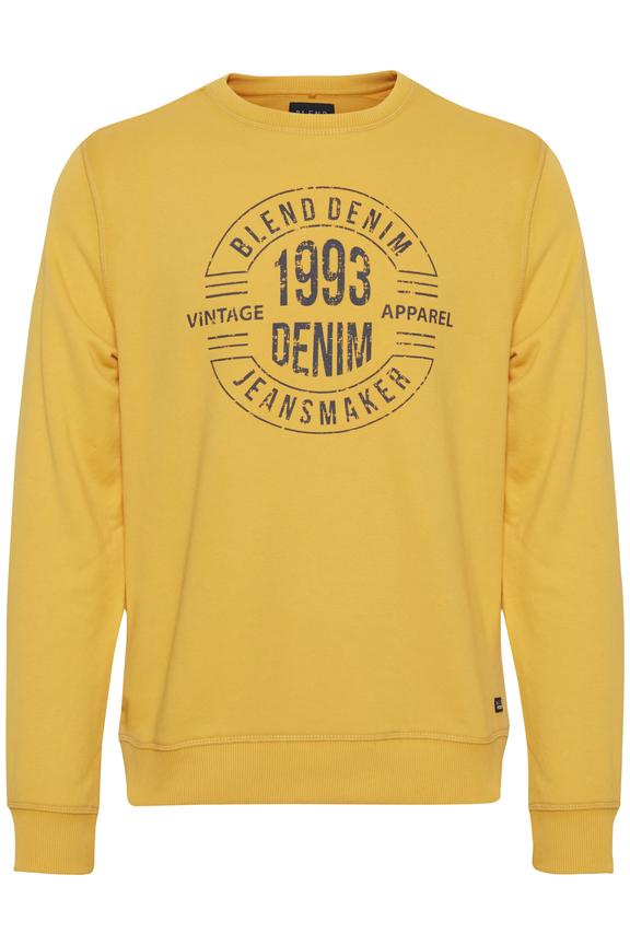 Golden Yellow Sweatshirt - M image